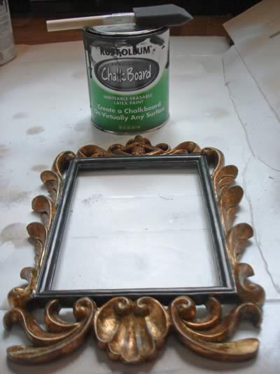 FauxReal PHHOTO 2 BEFORE PICTURE FRAME - Faux Real!