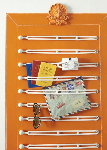 Boating Rubber Strap Wall Storage