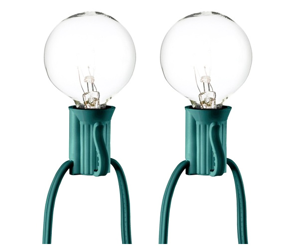 Target String Light bulbs