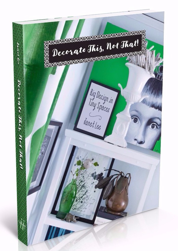 Decorate This, Not That! Book Cover