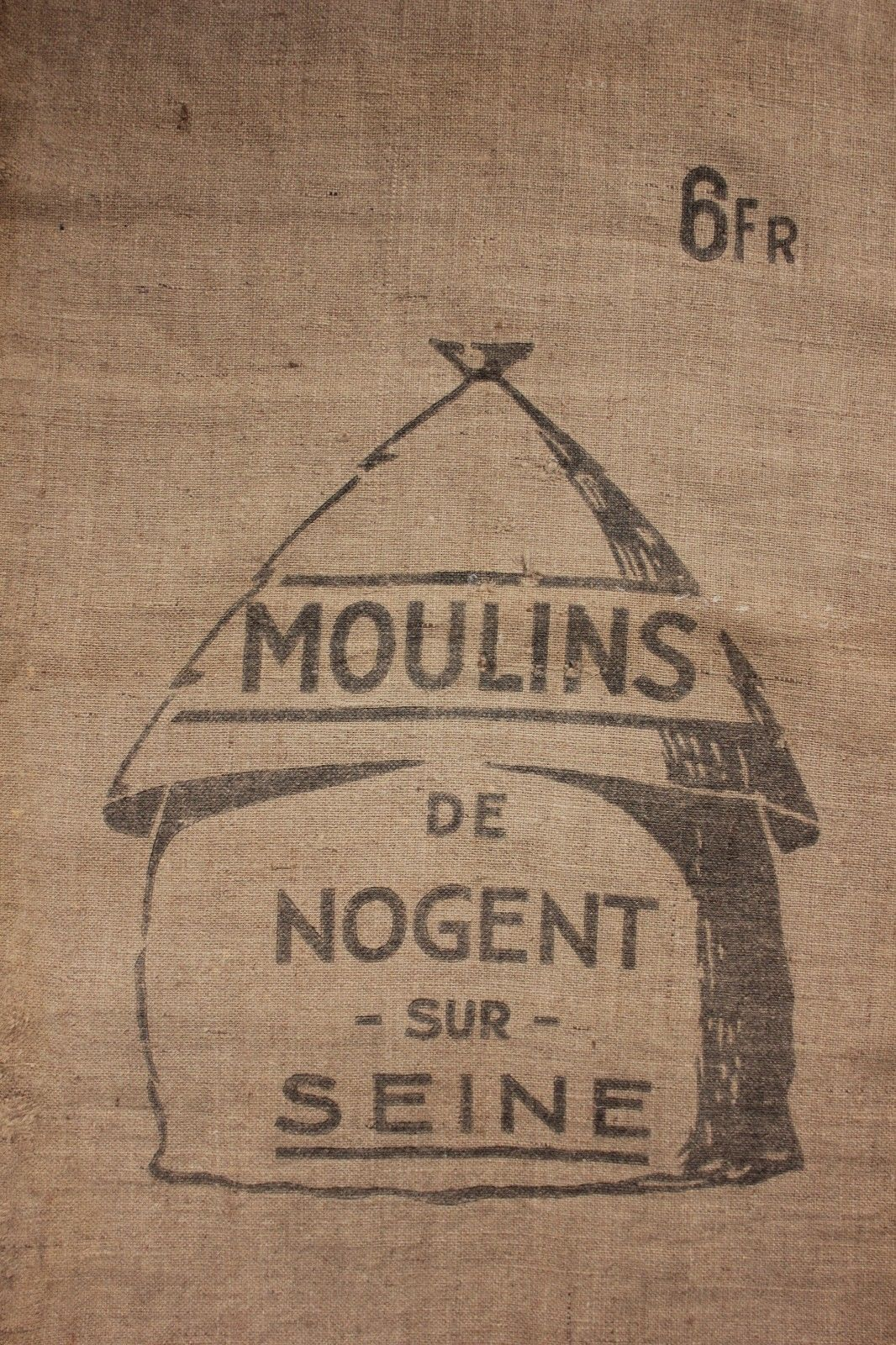 Vintage French Grain Sack