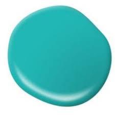 Benjamin Moore Poolside Blue