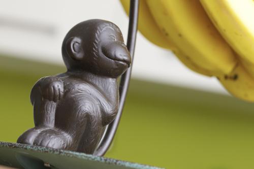 Living in a Nutshell Banana Holder