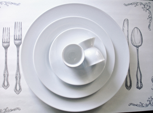 Photo 2 Plain Cake Plates - Perky Party Pedestals