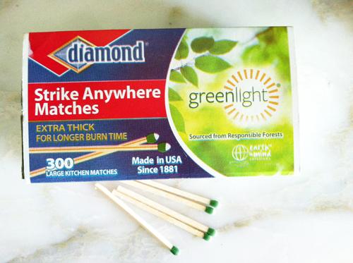 Photo 5 Strike Anywhere - Lucky Strike: DIY Match and Strike Holder