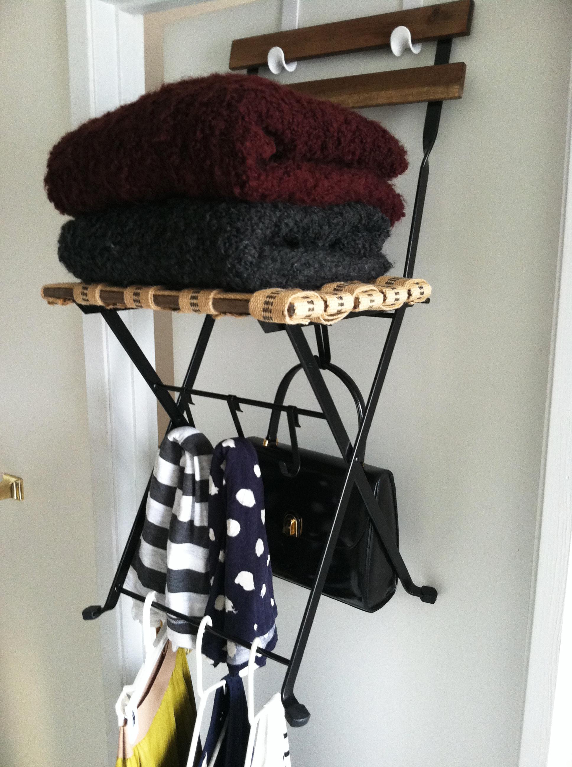 Folding Chair Storage