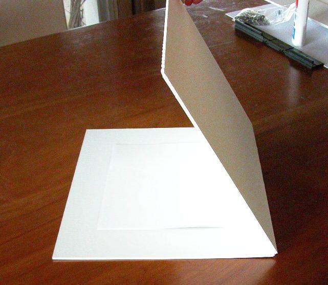 Folded Foam Core