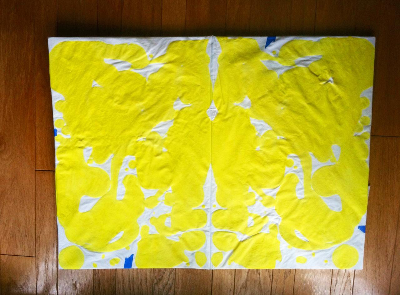 Ink Blot DIY Board 2