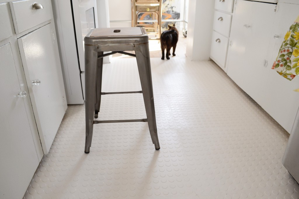 Rubber Kitchen Floor Tiles
