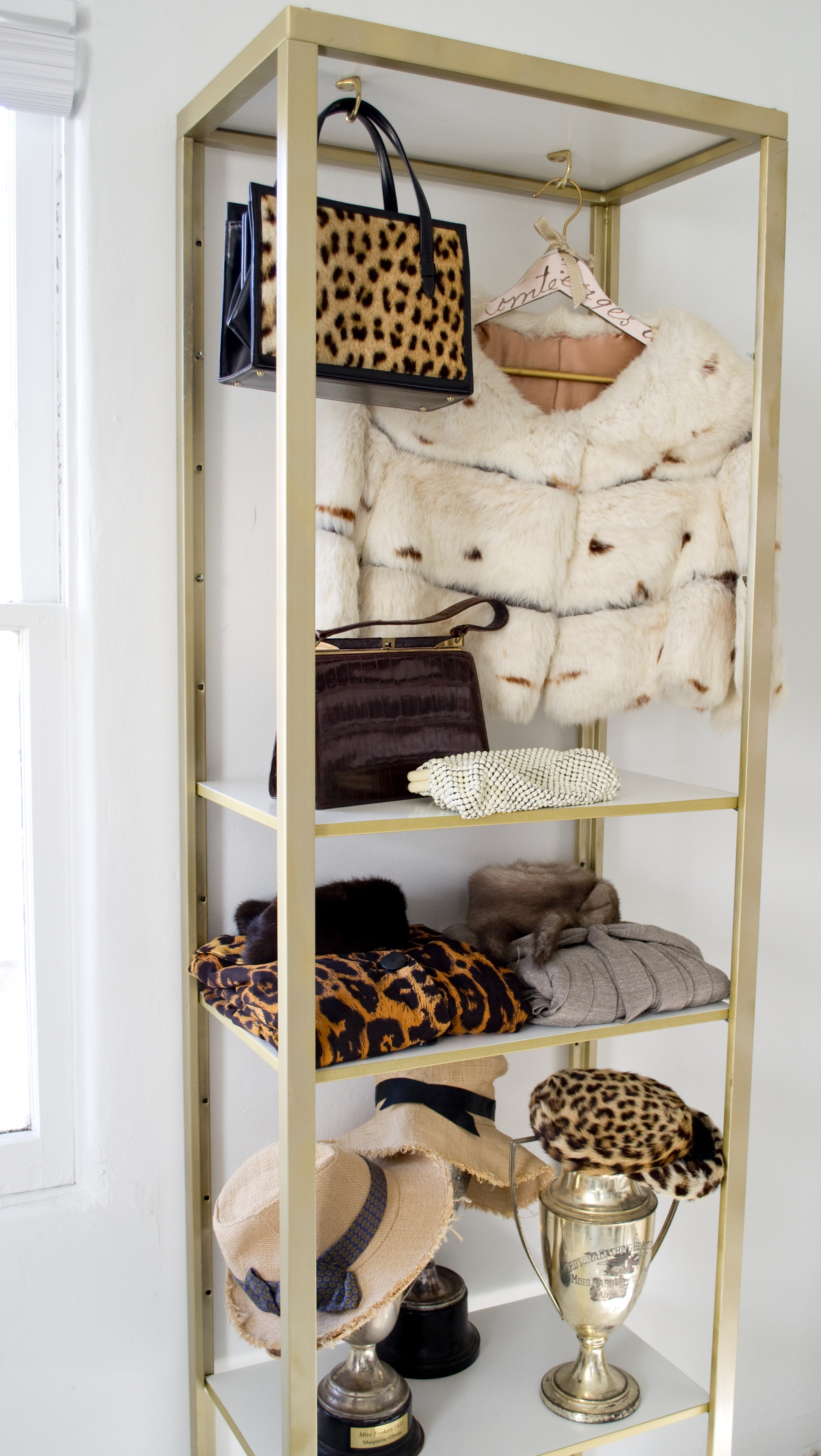 Boutique Bookcase Ikea Hack Living In A Nutshell
