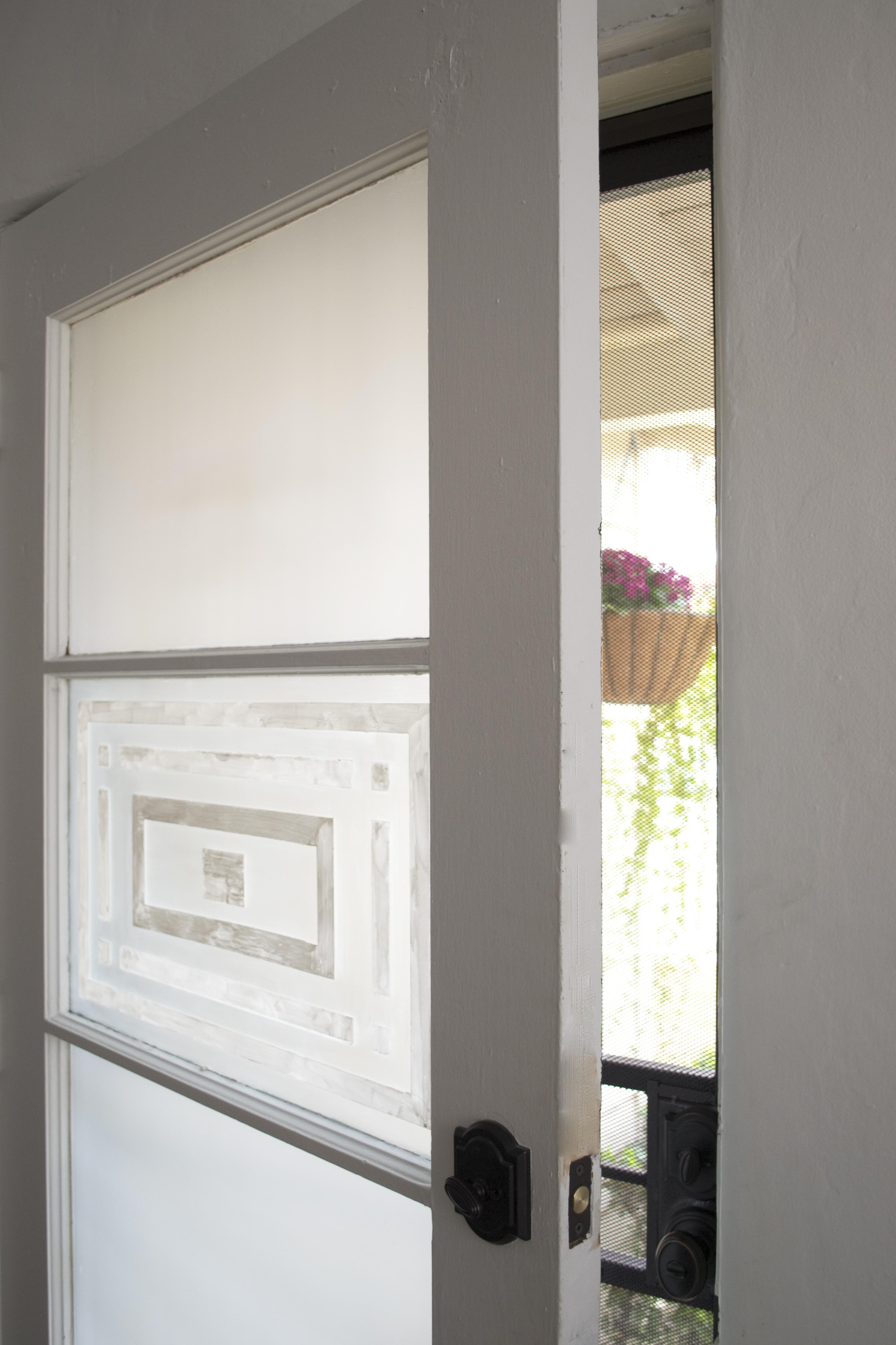 Final Color Correct Door