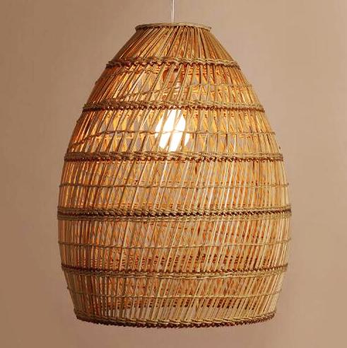Basket Pendant Lamp